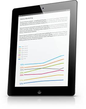 Online Marketing von Intended Media
